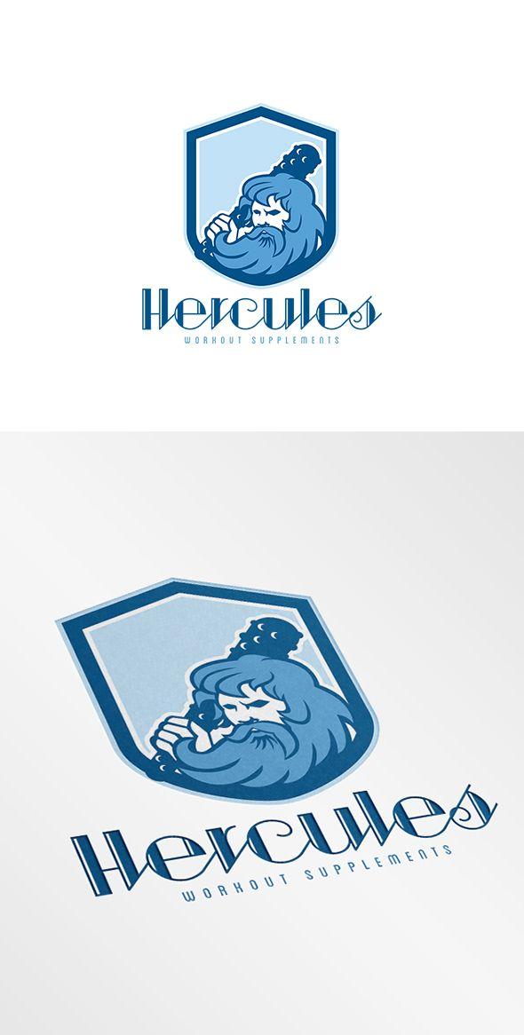 Hercules Workout Supplement Logo Hercules Workout Workout