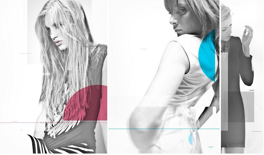 Shoptalk : Web Blog & Concept for iPad App