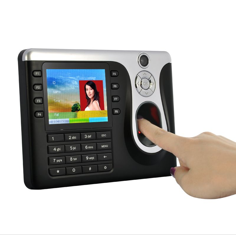 Biometrics identification attendance monitoring system