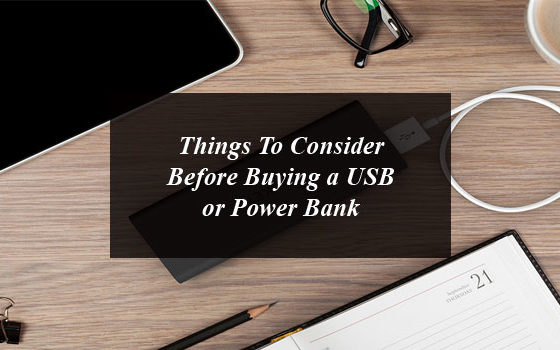 Need Some Promotional Gadget Help Here Are 4 Things To Consider Before Buying A Usb Or Power Bank Thedailyradio Com Powerbank Power Usb