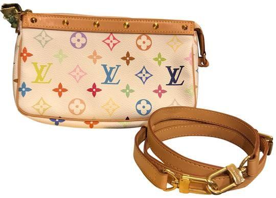 cd245aaef5a6 Louis Vuitton Pochette Multi Colored Cross Body Bag - Tradesy