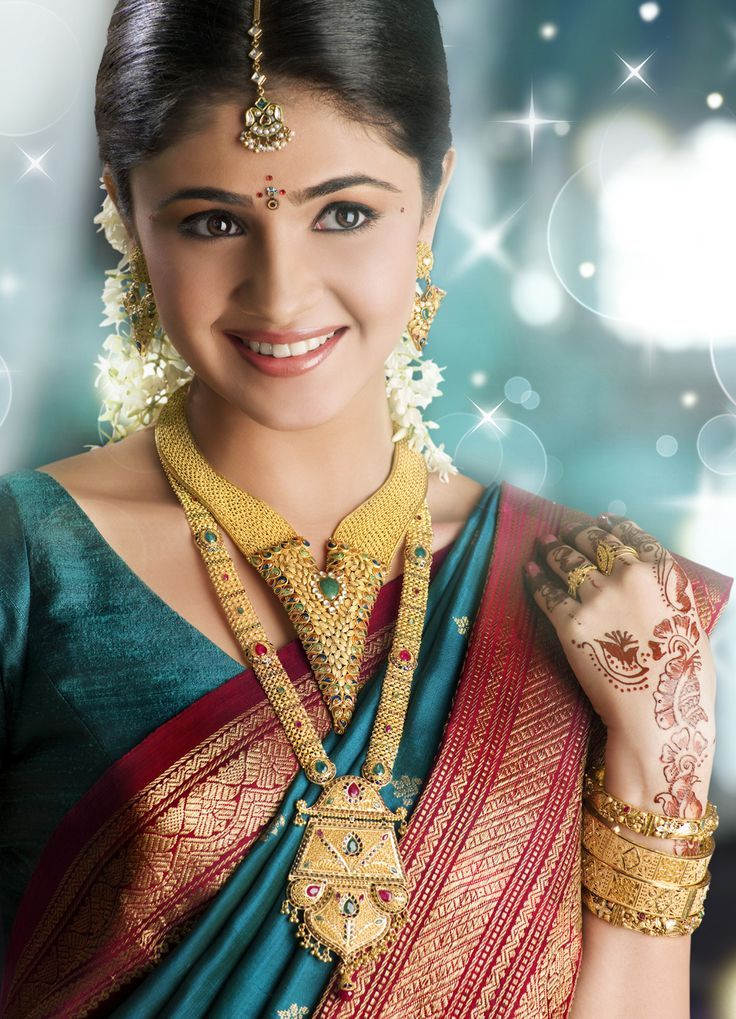 Gold jewelry models in india