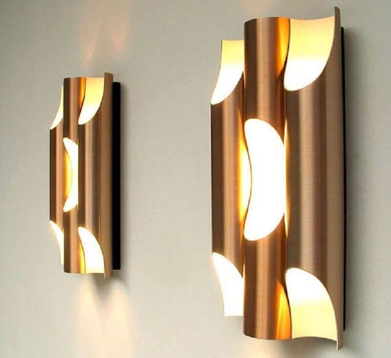 You Know You Love Mid Century Modern Design If: Try Not To Fall In Love With These 5 Modern Wall Lamps