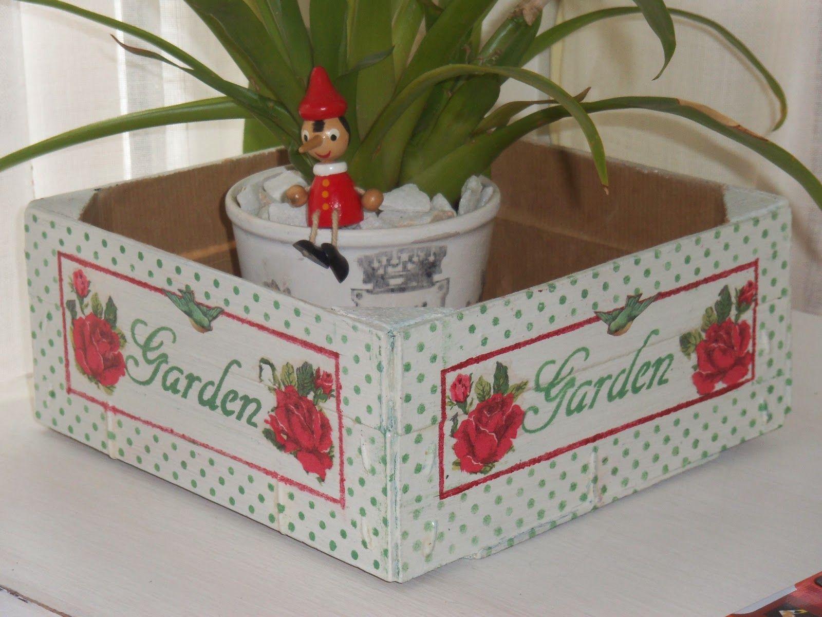 Blog sobrte bricolaje decoraci n restauracion de muebles y costura cajas recicladas - Bricolaje y decoracion ...