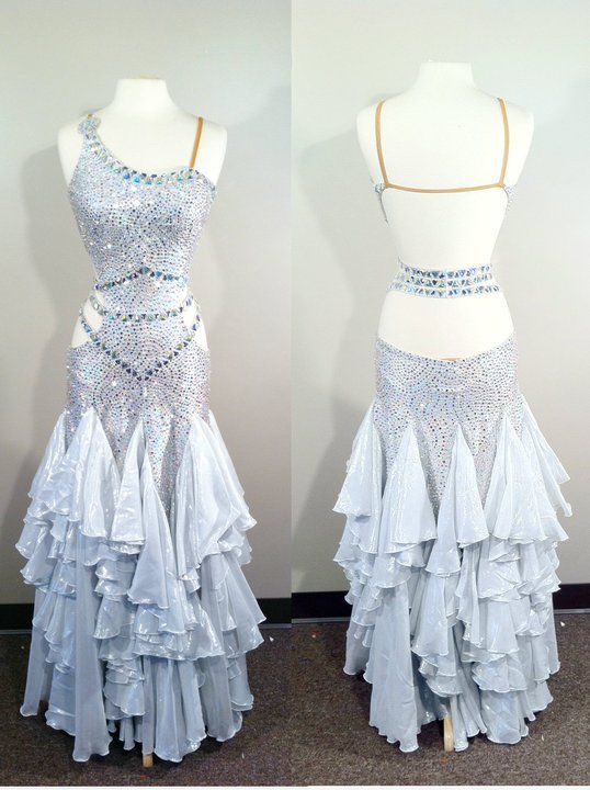 omg this would look amazing for quickstep and foxtrot :O | Circus of ...