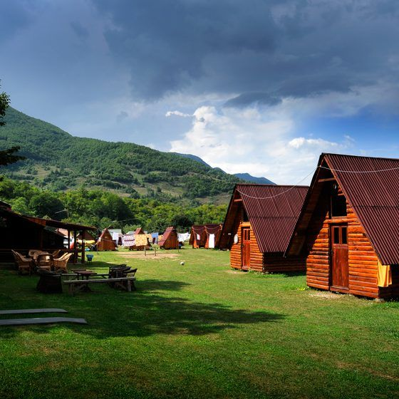 Top East Coast Cabin and Camping Vacations   East coast ...
