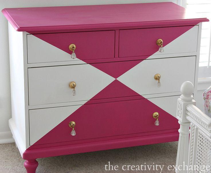 Creative Ways To Paint Children S Furniture Painted Furniture Childrens Furniture Painting Kids Furniture
