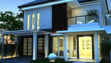 80 desain rumah minimalis 2 lantai 6x15 terbaru | rumah