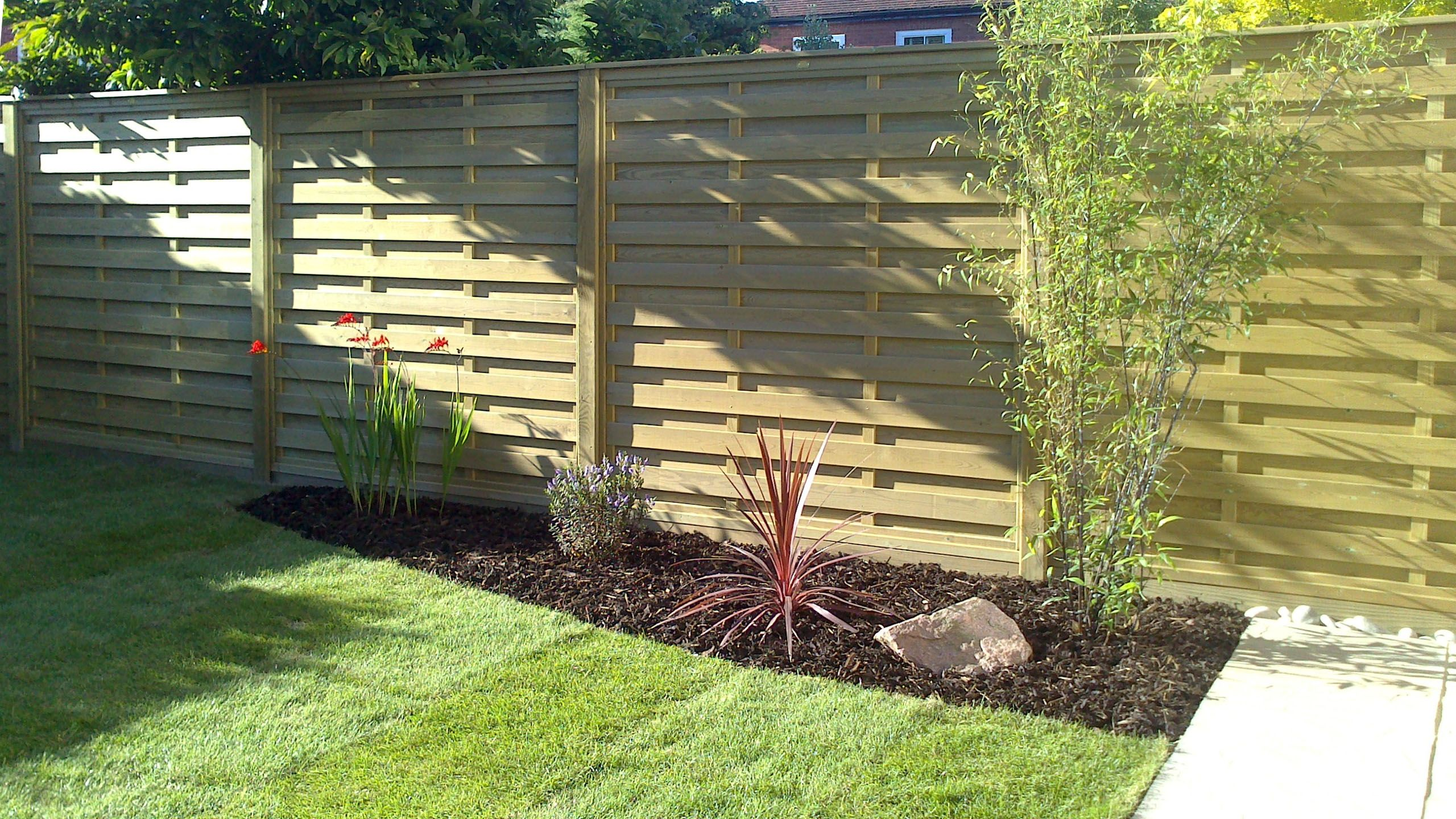 Jacksons fencing hit and miss horizontal fence panels garden jacksons fencing hit and miss horizontal fence panels garden fencing design baanklon Images