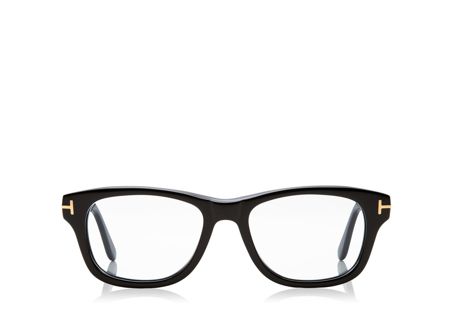 wide soft square optical frame shop tom ford online store