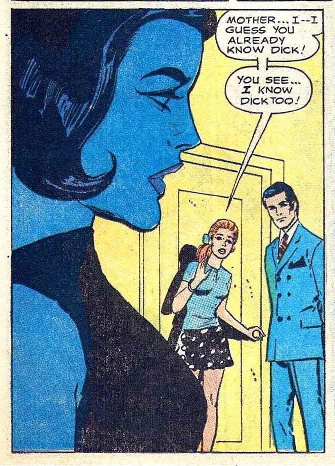 Grote zwarte Dick Comics