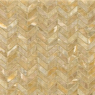 sweet tile by design. Sweet Honey Onyx Chevron Mosaic Polished Tiles  Box of 10 sheets SomerTile 7 75x7 75 inch Thirties Crest Ceramic Floor and Wall Tile