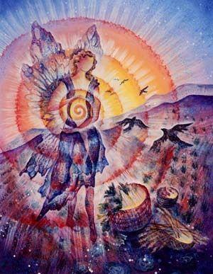 Shamanic Workshop I at Earth Angel Healing
