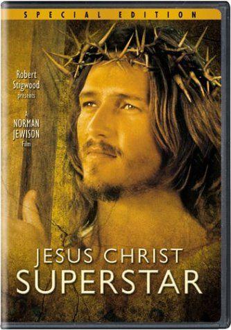 jesus christ superstar dvd