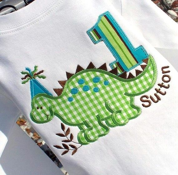 1st Birthday T ShirtI Want To Get This For Aaron When He