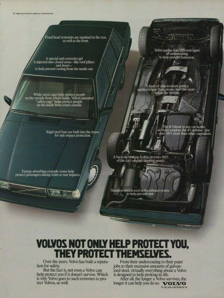 1988 Volvo 740 Gl Car Underside Turned Over Diagram