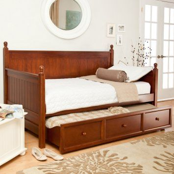 Wood Daybed Shop At Hayneedle Com Wood Daybed Home Home Decor