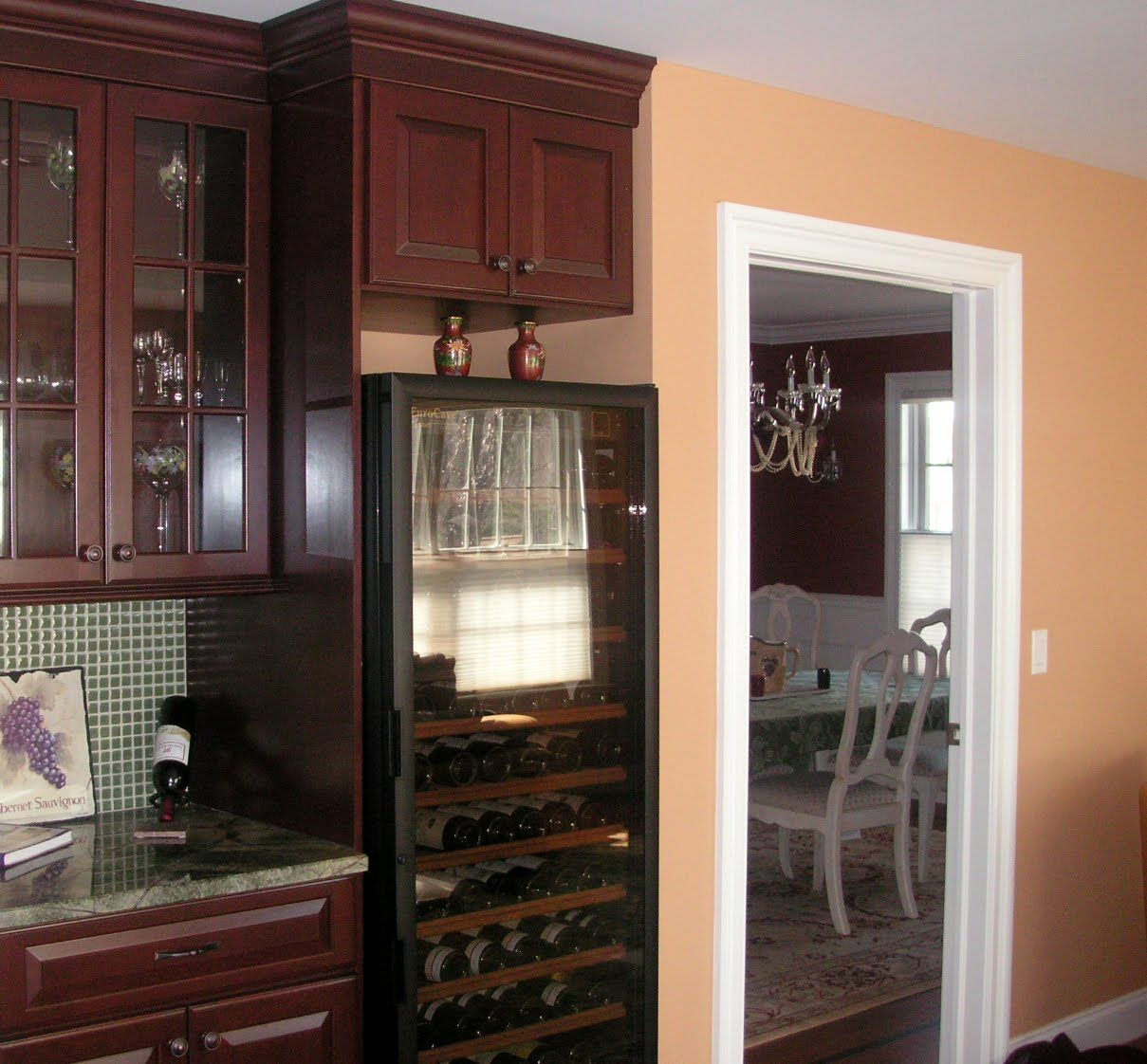 exceptional Benjamin Moore Tuscan Colors Part - 2: Color Forte: Benjamin Moore Tuscan Tan u0026 Spanish Red Paint