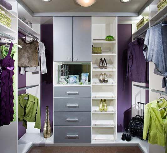 Delicieux Http://www.closetfactory.com /custom Closets/closet Organizer Galleries/walk In Closets/?imgidu003d2743