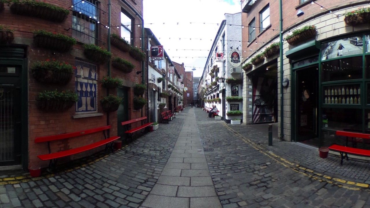 Commercial Court Belfast Cathedral Quarter What To See In Belfast With Images Cool Places To Visit Belfast City Church Of Ireland