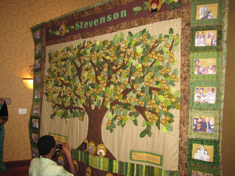 Family tree quilt … | Pinteres… : quilt with family pictures - Adamdwight.com