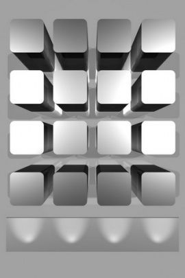 Download Free Silver 3d Iphone 4s Wallpaper Iphone Wallpaper App Phone Wallpaper Patterns Iphone Wallpaper