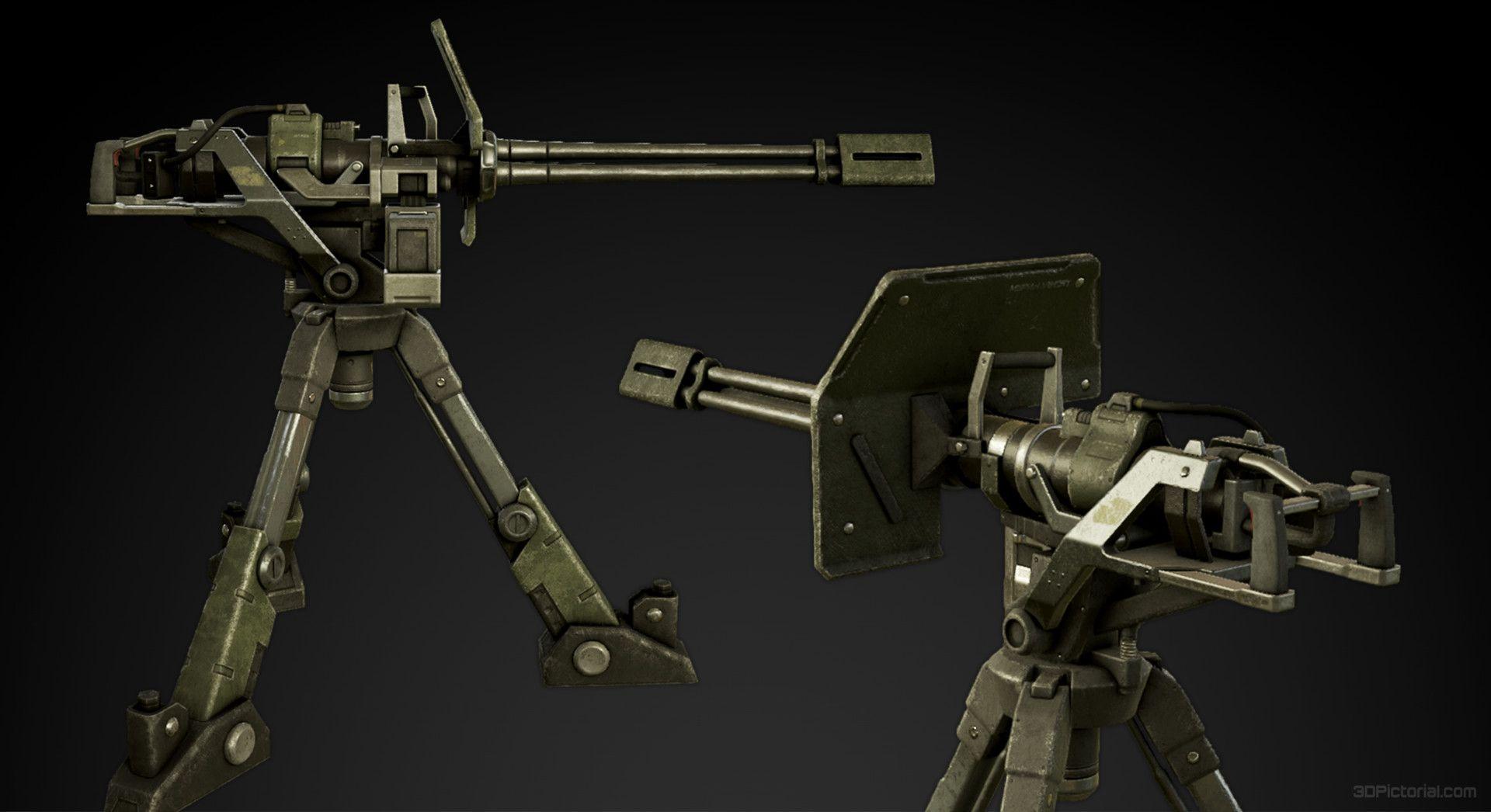 develop heavy machine guns - HD1920×1046