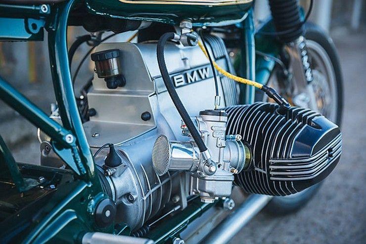 1982 BMW R100T Cafe Racer by Boxer Metal | Men's Gear