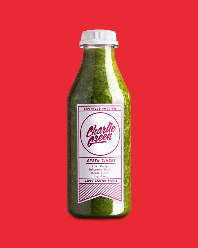 Green Ginger ist unser fruchtig-spritziger Grüner Smoothie mit der frischen Ingwer-Zitrone Note. Seinen einzigartigen Geschmack erhält er durch frische Orangen, Äpfel, Datteln und frischem Spinat.