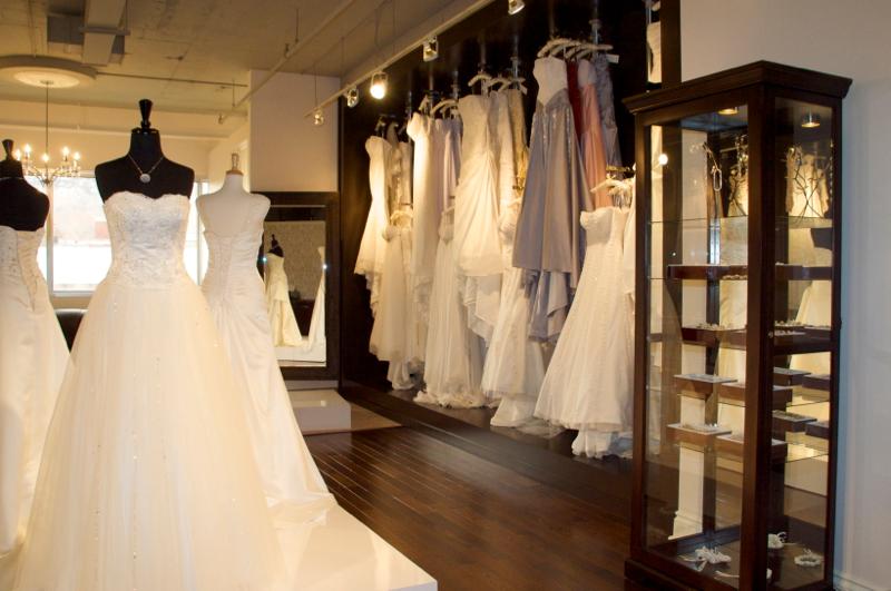 Robes de mariée de designers québécois |