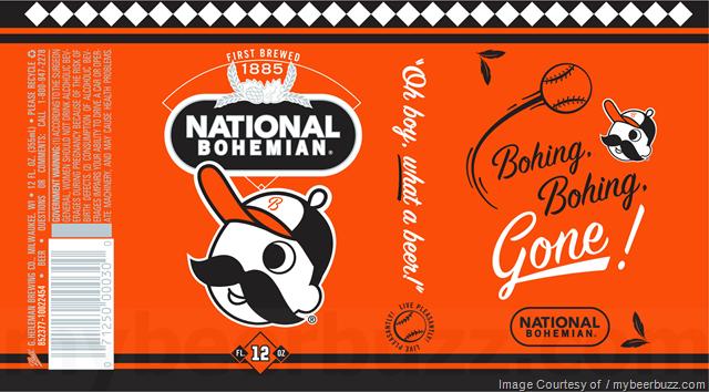National Bohemian - Natty Boh Live Pleasantly & Bohing