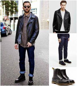 Hasil gambar untuk dr martens casual shoes men outfit | Mens