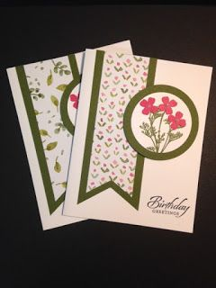 A Wild About Flowers and Wetlands Birthday Card