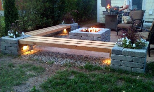 28 Backyard Seating Ideas Worthminer Backyard Fire Fire Pit