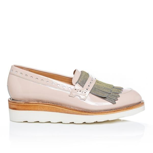 3460250772f Mr. Pennywise Wedge Loafer