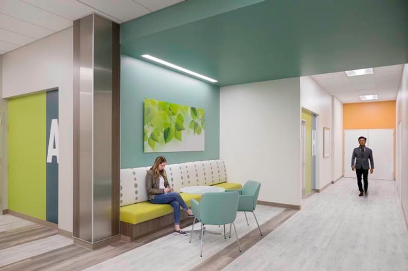 2017 IIDA Healthcare Interior Design Competition Winners  Image Galleries  Healthcare Interior Design Competition  IIDA & 2017 IIDA Healthcare Interior Design Competition Winners : Image ...