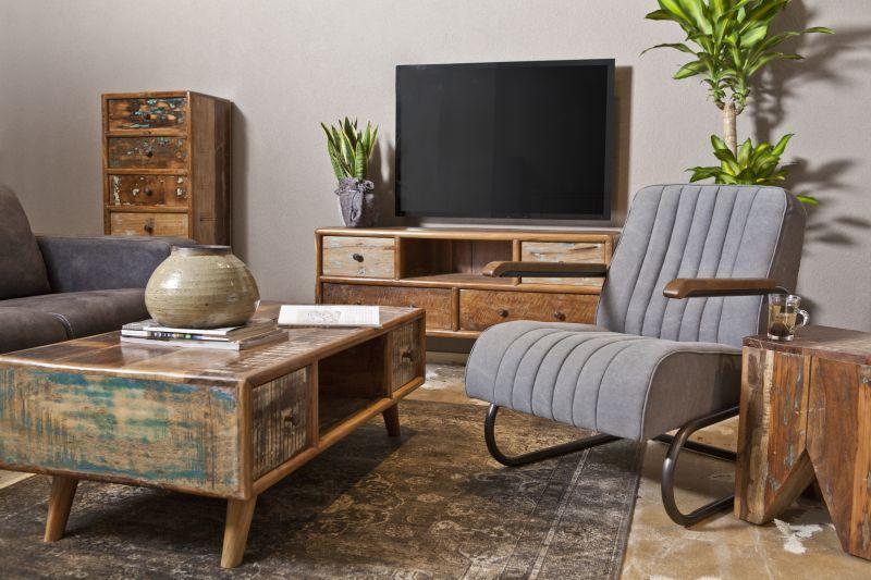 woonkamerset industrieel goedkoopst bij a meubel woonkamer