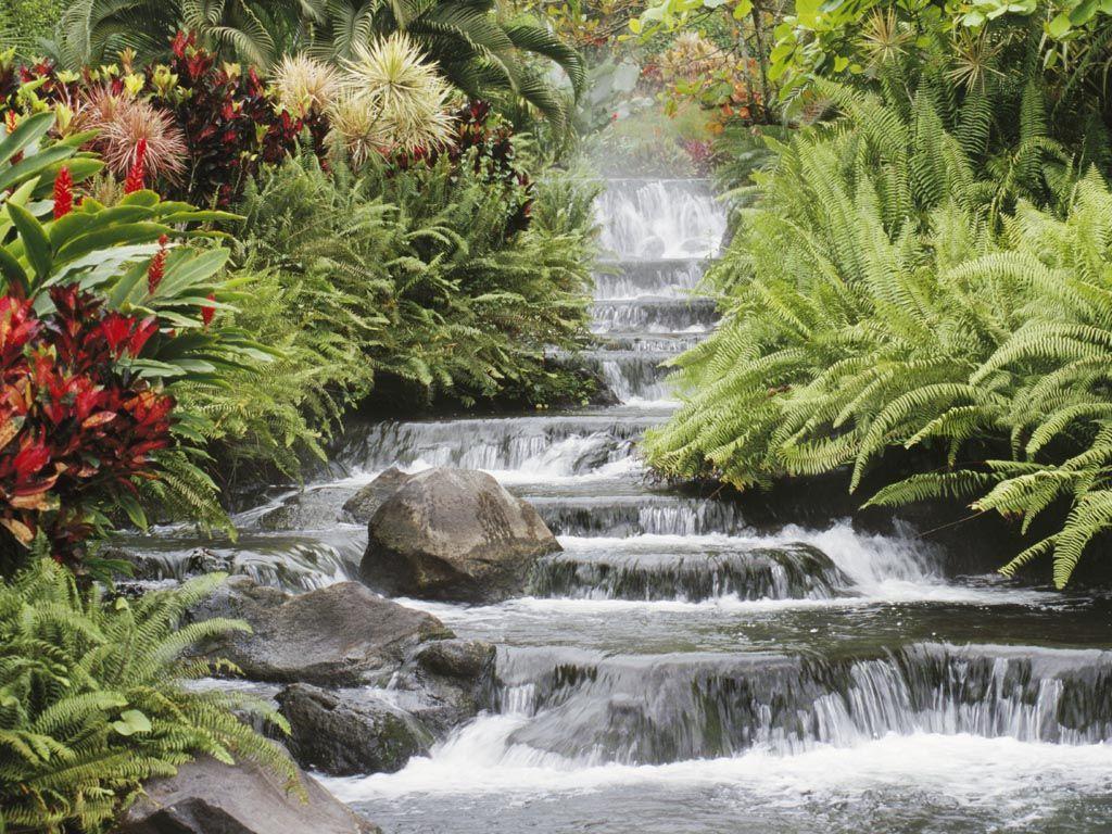 3D Waterfalls (id: 60222) - BUZZERG