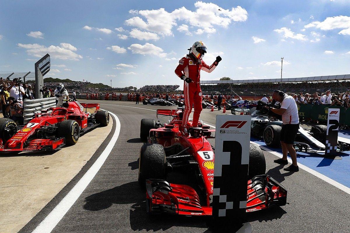 How Vettel won at Ferrari's worst track F1 Autosport Plus