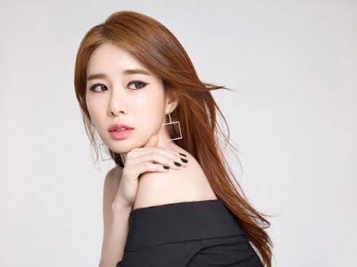 Yoo In Na Artis Korea Selatan Paling Cantik Dan Populer Di Dunia Aktris Aktris Korea Kecantikan