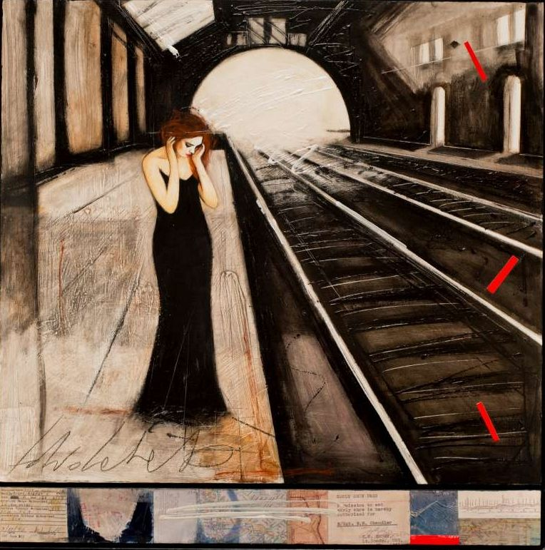 Fabio Calvetti, 1956 | Figurative /Abstract painter | Tutt'Art@ | Pittura * Scultura * Poesia * Musica |