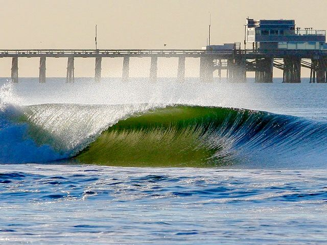 See Next Pin Cas Surf Empty Magic At 40th Street Newport Beach Photo Tom Cozad