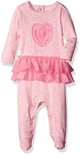 The Childrens Place Baby Sleep N Play Romper TutuWhisper ...