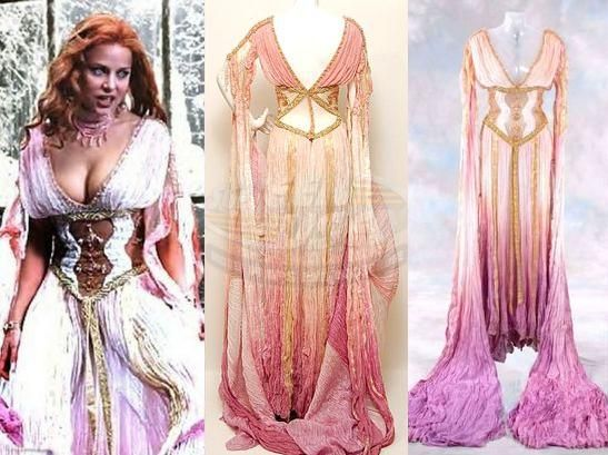 "Aleera's Costume from ""Van Helsing"" (2004) - designer, Gabriella Pescucci"