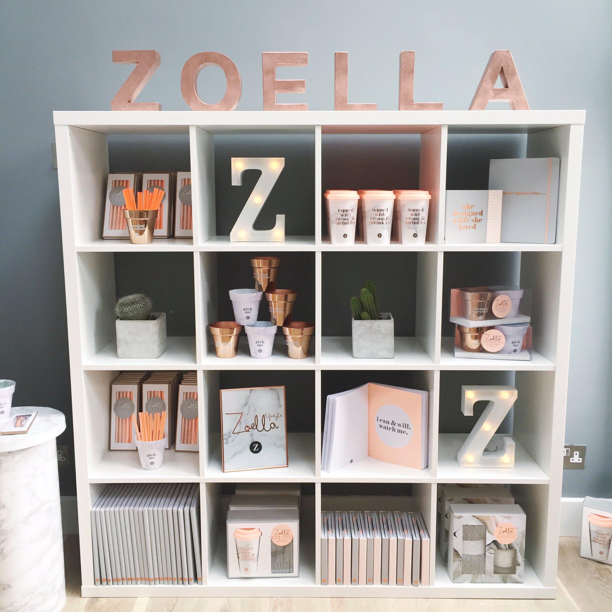 Zoella Zoella Lifestyle Interior Design