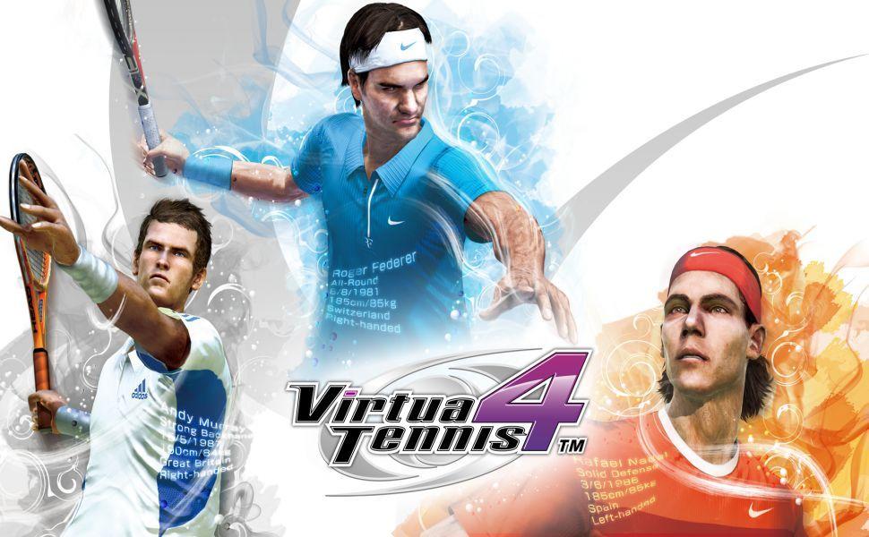 Virtua Tennis 4 HD Wallpaper Free pc games download, Pc