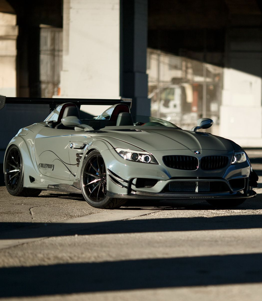 Bmw Z4 M Coupe: Bulletproof BMW Z4 E89