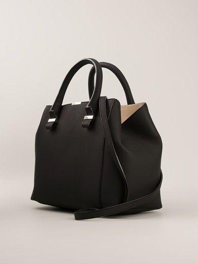 659899e2f7cbea VICTORIA VICTORIA BECKHAM - Quincy tote bag - farfetch.com | Bags ...