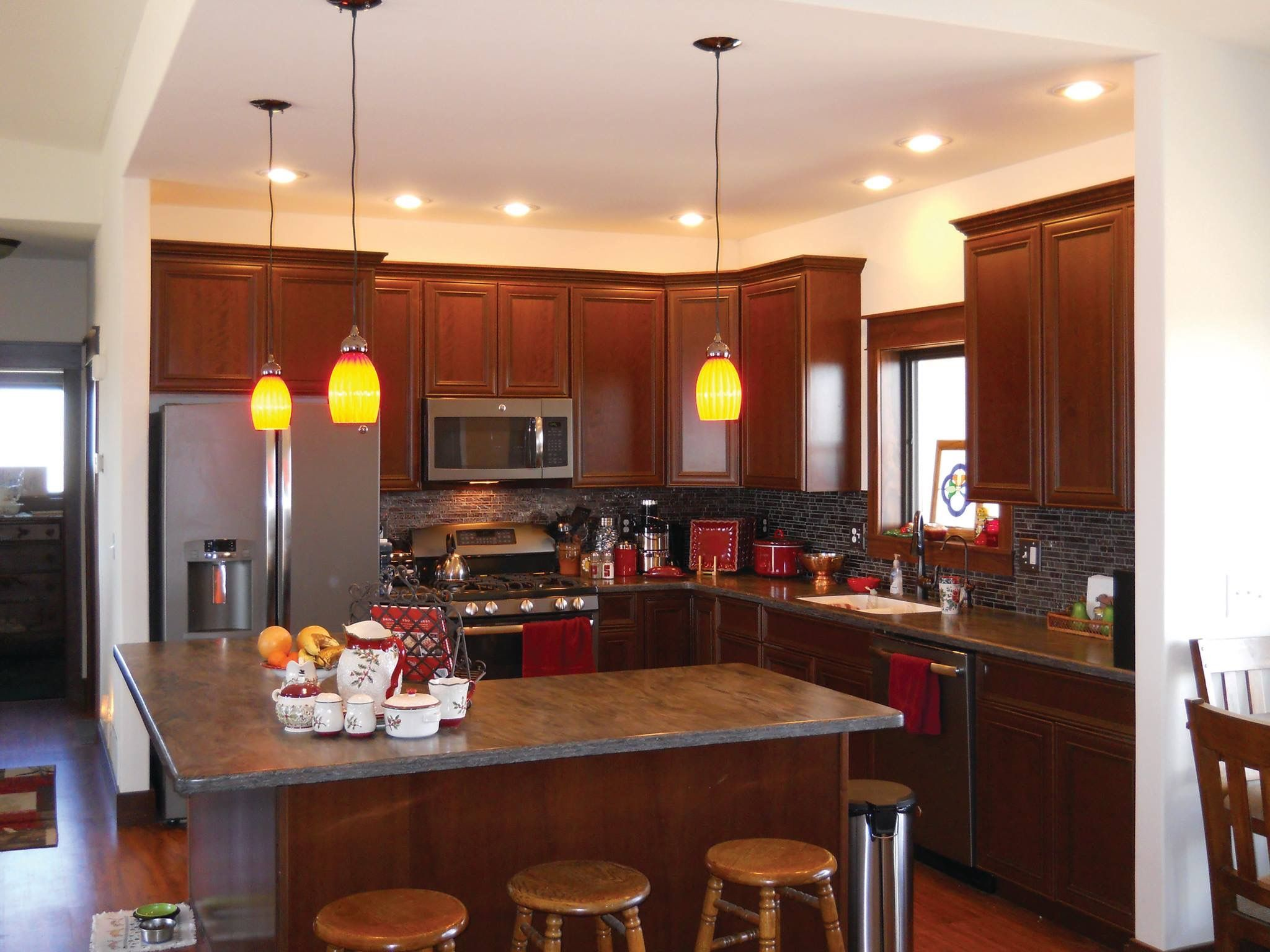 L Shaped Kitchen Designs Ideas for Your Beloved Home in ...