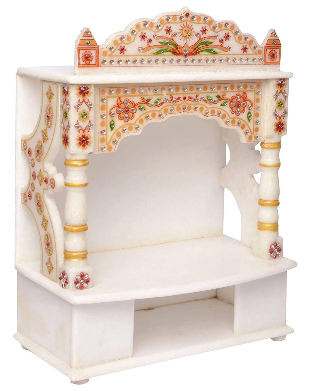Marble Pooja Mandir Designs   pooja room,mandir   Pinterest ...